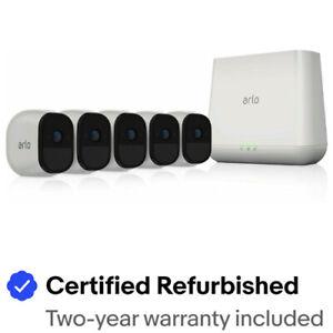 Arlo Pro VMS4530-100NAR Security System 5 HD 720p Cameras