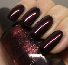 OPI Germany EVERY MONTH IS OKTOBERFEST Deep Aubergine Nail Polish Lacquer G18