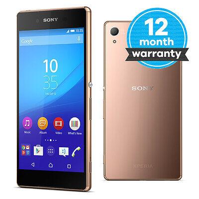 Sony Xperia Z3 Plus E6553 - 32GB - Copper (Vodafone) Smartphone Pristine (A)