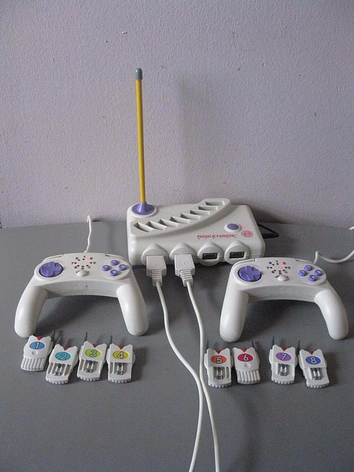 ROKENBOK REMOTE CONTROL CONTROLLER CENTER -- LEGACY PLUS CONTROLLERS
