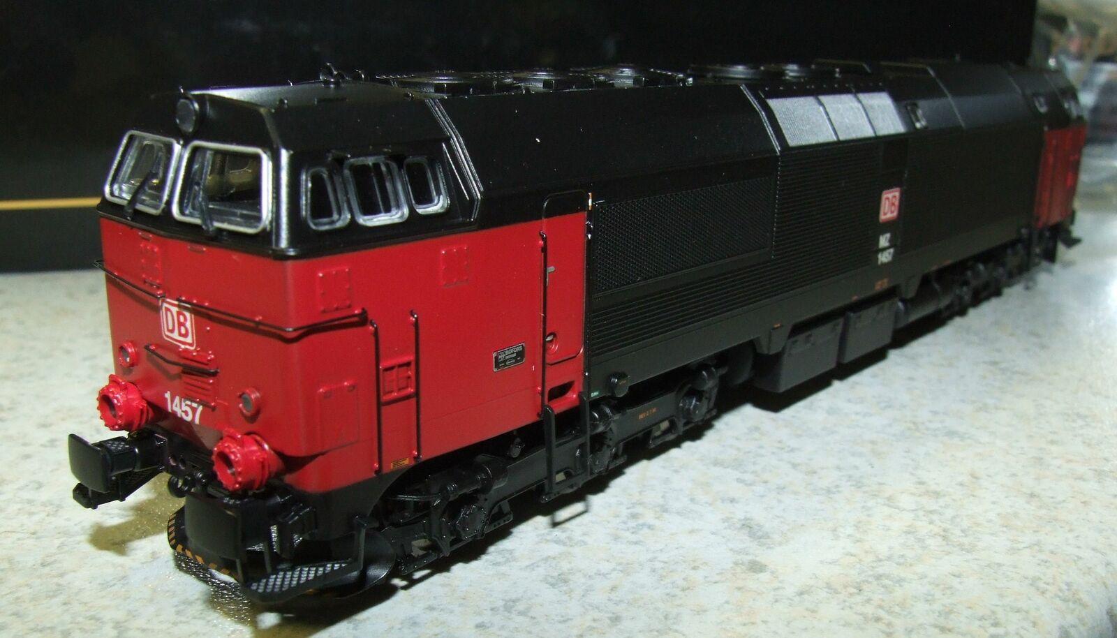 Hobbytrade h0 251457 diesellok NOHAB MZ DB Schenker digital para 3 jefe