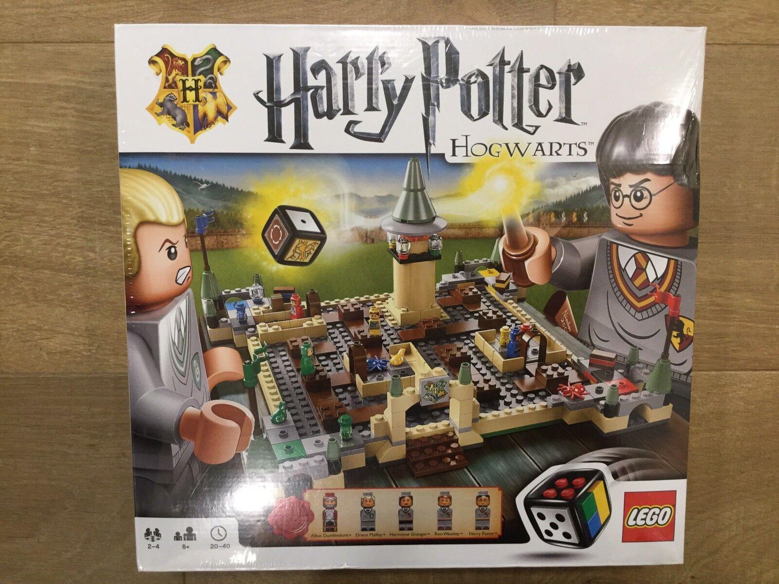 LEGO Harry Potter Hogwarts 3862-NUOVO e SIGILLATO