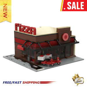 MOC-35480-Modular-Pizza-Building-1405-PCS-Good-Quality-Bricks-Blocks