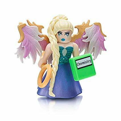 Roblox Action Figures with Virtual Game Code, Royale High School Enchantress