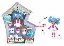 Mini Lalaloopsy Mittens Fluff n Stuff 3 inch Doll and Pet #3 of Series 1 NEW