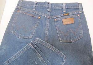 k Super Cowboy Coton 13mpw Jeans 100 Maintenant Denim L Coupe 32x35 Taille Wrangler q4zPwExRx