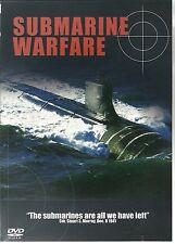 SUBMARINE WARFARE DVD - WWII OPERATIONAL DUTIES