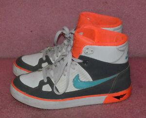 e16c81bc21bf Image is loading Vintage-Nike-Flight-AC-Basketball-Shoes-Size-US-