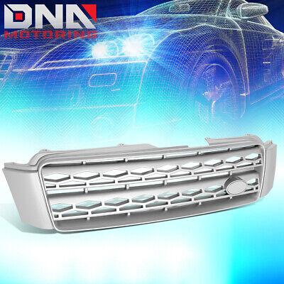 for 01-07 Highlander DNA MOTORING GRF-V-TH01 Honeycomb Mesh Front Bumper Grill