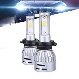 Ampoule-LED-H7-8000K-Blanc-effet-Bleu-clair-COB-12-24V-ESS-TECH-feux-avant-50W