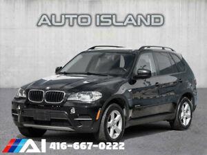 2012 BMW X5 BROWN LEATHER**SUNROOF**ALLOYS**AWD**