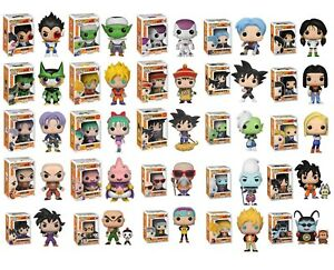 Funko-Pop-Dragon-Ball-Z-Goku-Vegeta-Piccolo-Gohan-Trunks-Vinyl-Figure-1x