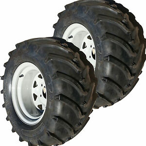 Image Is Loading 23x10 50 12 Tire Rim Wheel Embly Lawn