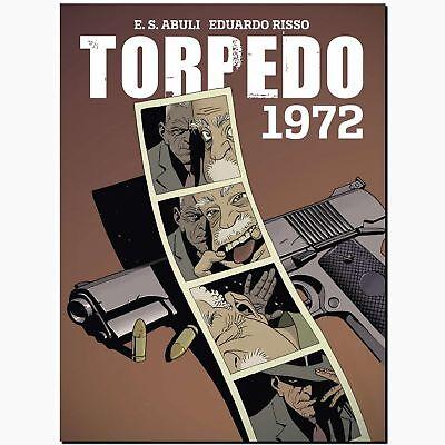 Torpedo 1972 Abuli Risso Auftragskiller GRAPHIC NOVEL Comic KRIMI NOIR NEU