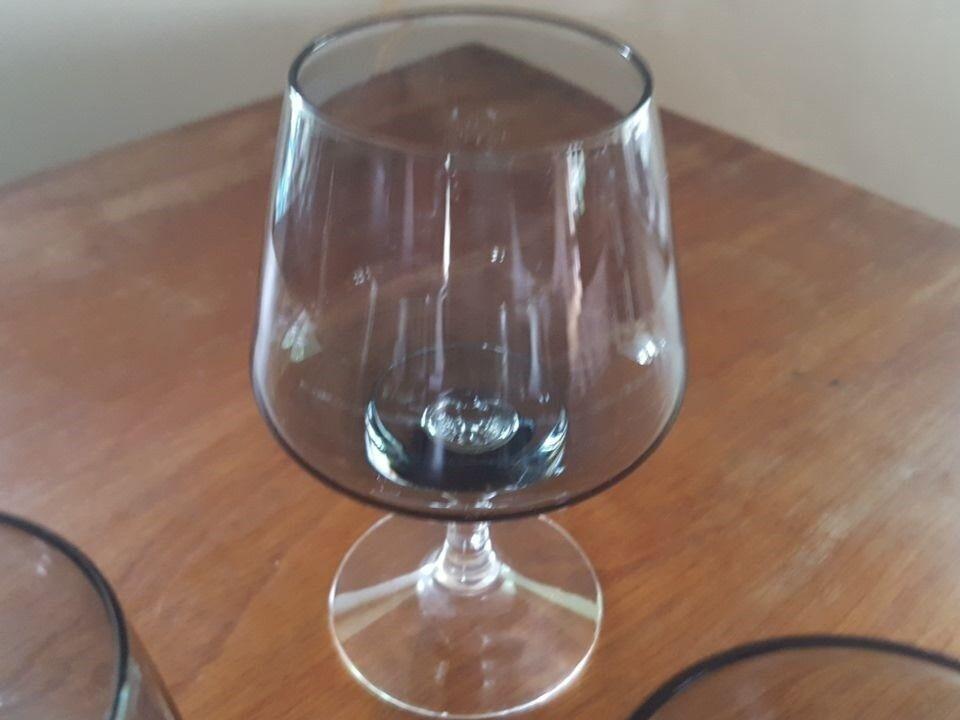 Glas, Portvin/cognac, Holmegaard