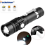 20000LM-Led-flashlight-18650-Rechargeable-USB-linterna-torch-T6-L2-V6-Zoomable miniature 1