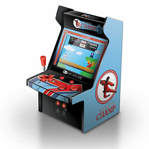 MY ARCADE Data East Karate Champ Micro Arcade Machine Portable Video Game