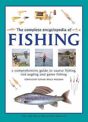 """""""AS NEW"""" Complete Encyclopedia of Fishing, Anness, Book"""