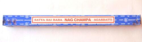 1 Schachtel Satya Nag Champa  Indische Räucherstäbchen,Shrinivas Sugandhala 10g
