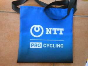 NTT Pro Cycling TEAM Verpflegungsbeutel Cyclisme MUSETTE Food Bag Radsport Rad
