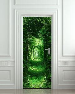 Image is loading Door-STICKER-Rabbit-Hole-tunnel-Alice-in-Wonderland & Door STICKER Rabbit Hole tunnel Alice in Wonderland | eBay