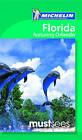 Florida Must Sees Guide by Michelin Apa Publications Ltd (Paperback, 2012)