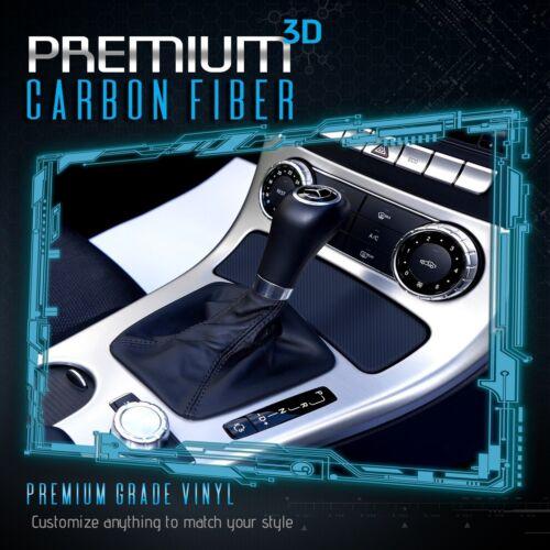 3D Blue Carbon Fiber Premium Matte Vinyl Wrap Bubble Free Air Release Custom Cut