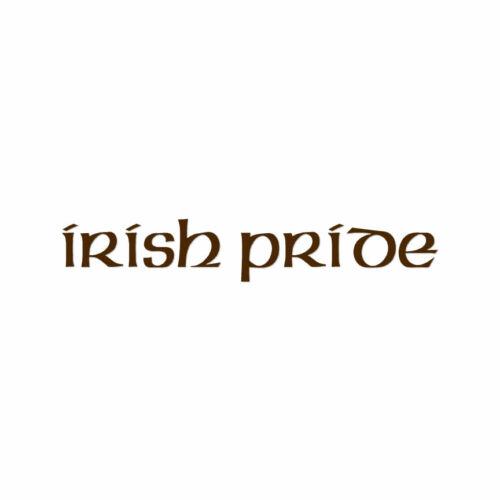 Multiple Colors /& Sizes ebn4197 Vinyl Decal Sticker Irish Pride