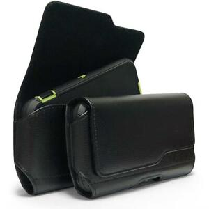 Leather-Pouch-Belt-Clip-Loop-For-iPhone-8-8-Plus-X-XR-MAX-Fits-with-Otterbox