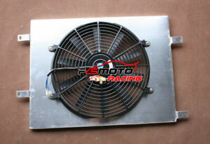 Aluminum-Radiator-Shroud-Thermo-Fan-for-HOLDEN-Commodore-VN-VG-VP-VR-VS-V6
