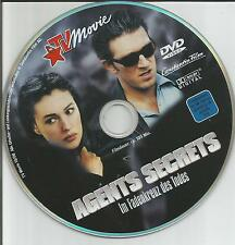 Agents Secrets / TV-Movie-Edition 10/08 / DVD-ohne Cover