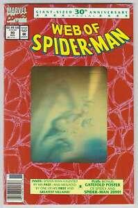 M0089-Spider-Man-90-Vol-1-Condicion-de-Menta