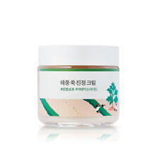 [ROUND LAB] Mugwort Calming Cream - 80ml Korea Cosmetic