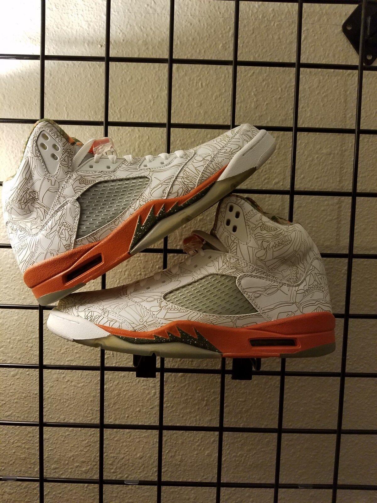 """73831b3174 Air Jordan 5 Retro RA """"Laser"""" (V) npkaqm1688-Athletic Shoes - www ..."""