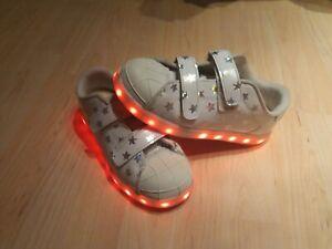 Details zu Halbschuhe Schuhe Übergangsschuhe Mädchen Gr. 33 'Walk XKids' mit Farbwechsel