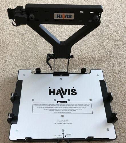 Screen Stiffener Keys//Hardware NEW Havis UT-X Universal Laptop Mount