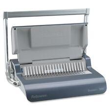 Fellowes Quasar Manual Comb Binding Machine Manual Combbind 500 Sheets