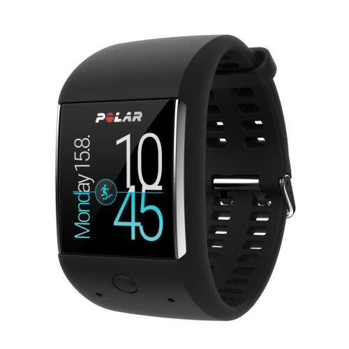 Polar m600 dorado negro Black-GPS-Android Wear-Deutscher distribuidor