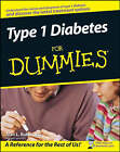 Type 1 Diabetes For Dummies by Alan L. Rubin (Paperback, 2008)