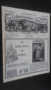 Rivista Il Collezione Francese N° 251 DECEMBRE1987 Be
