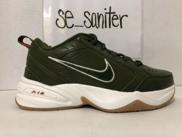 Mens Nike Air Monarch IV PR Father's Day Weekend Campout Green AV6676 300 Size 7
