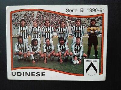 SCUDETTO UDINESE N 286 album CALCIATORI PANINI 1979-80 ORIGINALE NUOVO VELINA