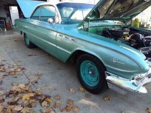 1961 Buick Lesabre 2 dr hardtop