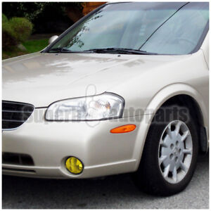 Image Is Loading For 2000 2001 Nissan Maxima Sentra Frontier Yellow