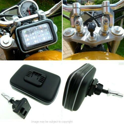 Báscula De Motocicleta 19 mm Impermeable/Tenedor Stem Mount ajusta Teléfono Samsung Galaxy Note
