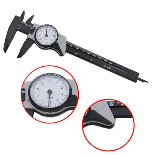 0-150mm Dial Vernier Caliper Measurement Gauge Micrometer Tool 0-6inch /& Case US
