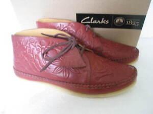 Ladies New pelle in Desert Varie Originals Boots Clarks Tyler dimensioni Crea rOdqrBxw