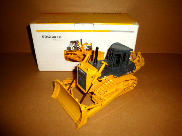 1 43 shantui SD42-3 Bulldozer DIE CAST MODEL