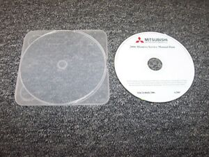 2006 Mitsubishi Montero Workshop Shop Service Repair Manual DVD Limited 3.8L V6