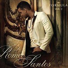 Formula, Vol. 2 [Clean] by Romeo Santos (CD, Feb-2014, Sony Music Latin)